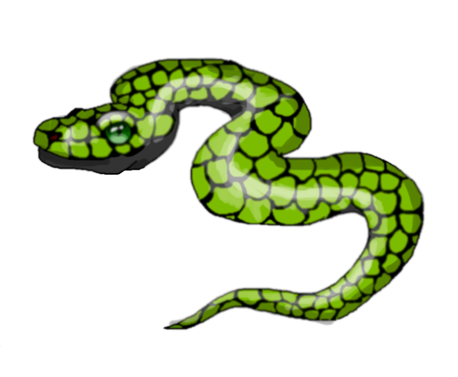 Slithery Snake. by Koala-Sam