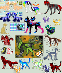 .:HUGE Point Adoptable Batch - OPEN:.