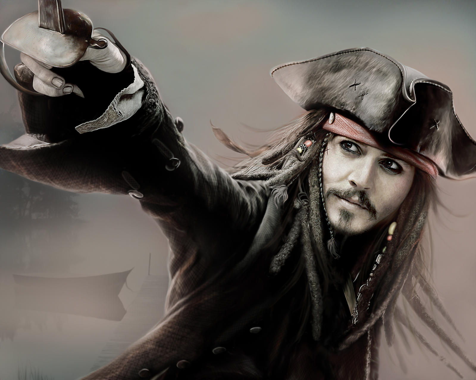 Captain jack sparrow by ecilarose on deviantart captain jack sparrow by ecilarose captain jack sparrow by ecilarose altavistaventures Image collections