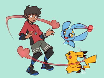 Pikachu Body Swap by Poke789