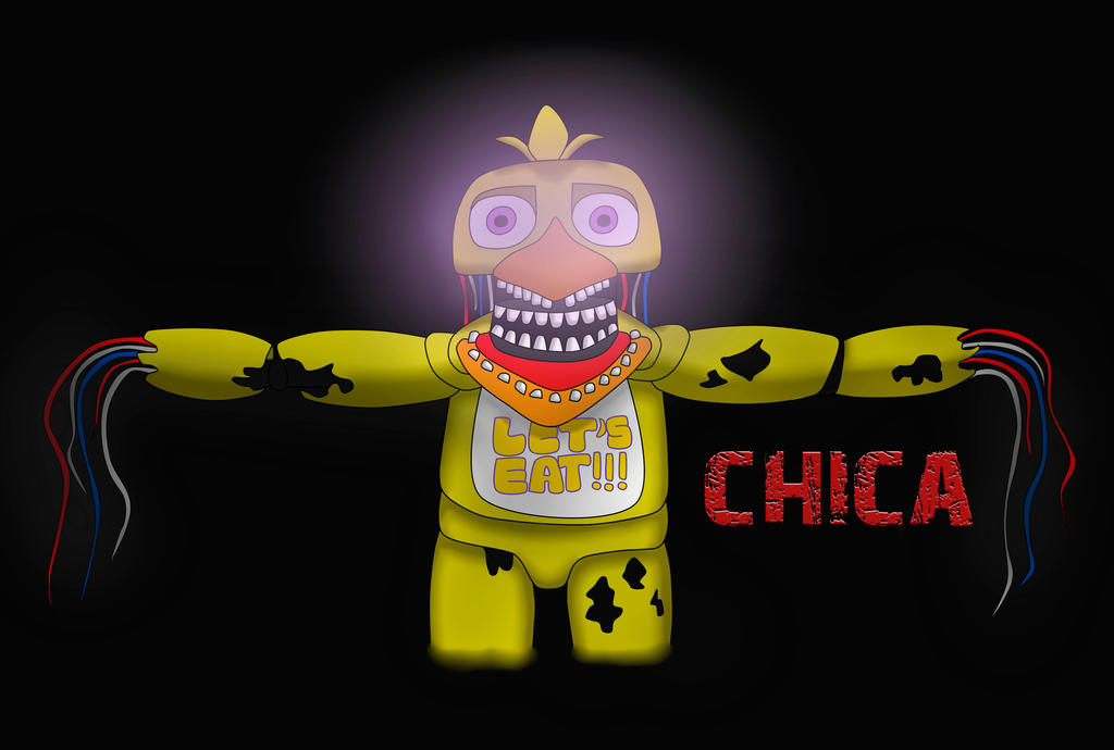 Five Nights At Freddys Chica