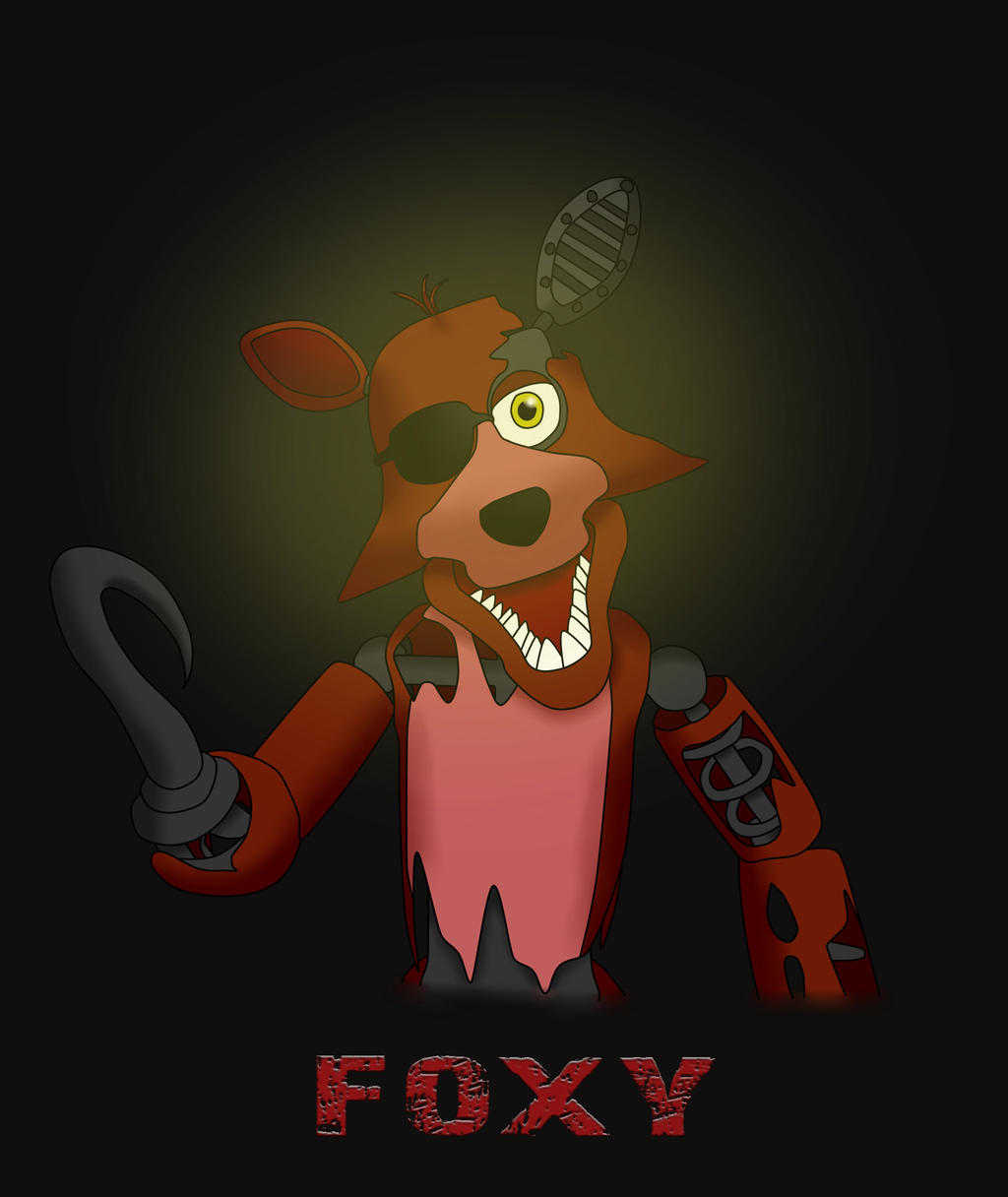 Foxy five nights at freddy s