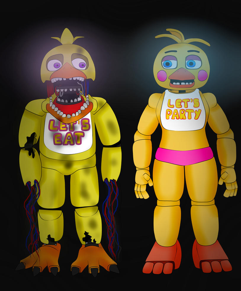 Five Nights at Freddy&#39-s images Toy Chica normal fond d&#39-ecran and ...