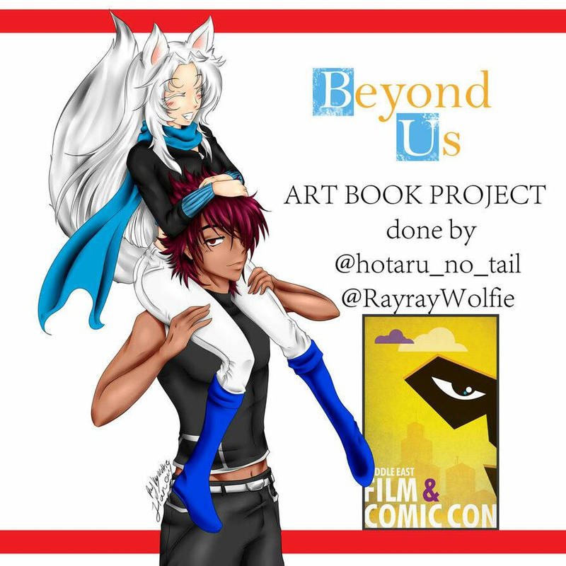 Artbook Project by rayray18
