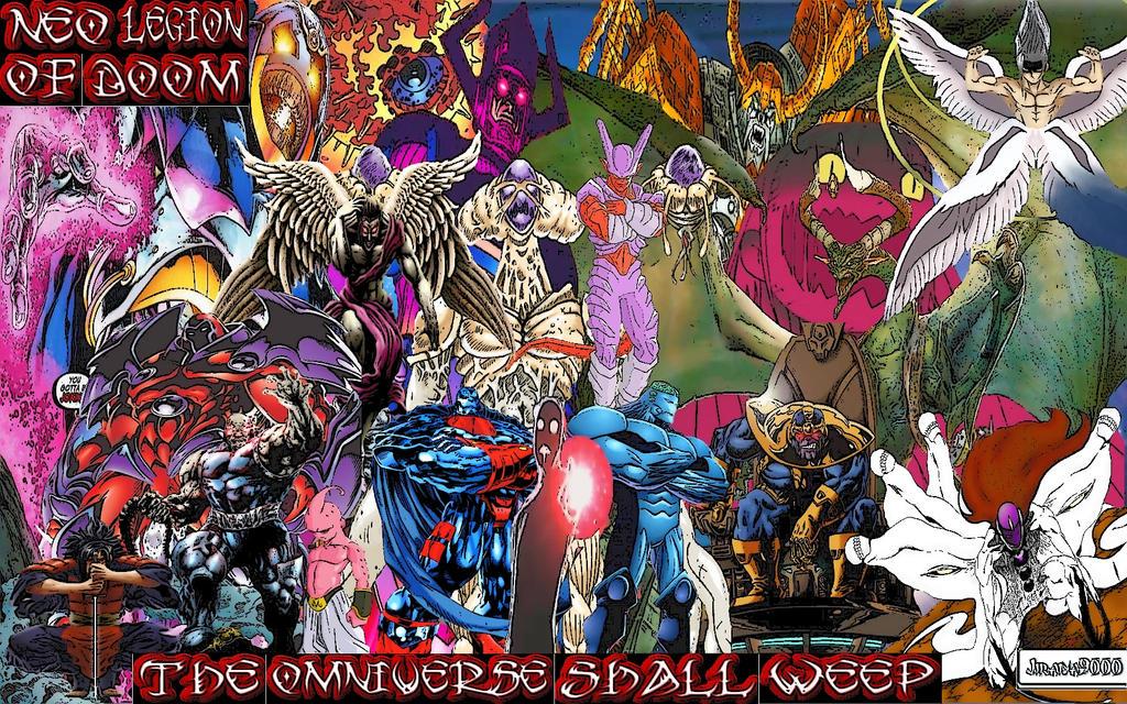 Neo legion of doom desktop and mobile wallpaper wallippo