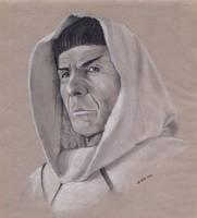 Spock by TMia