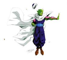 Piccolo by Y2Dane