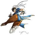 Chun-li kick1