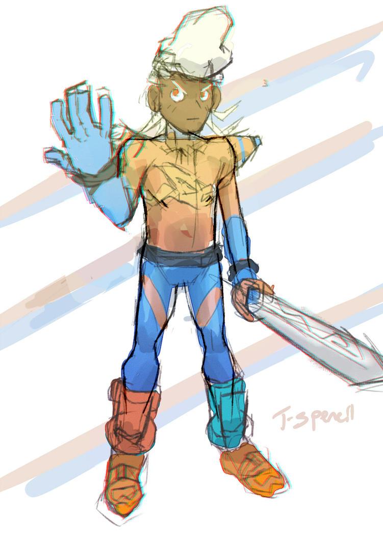 ~#battlewarrior#27884 by T-Spencil