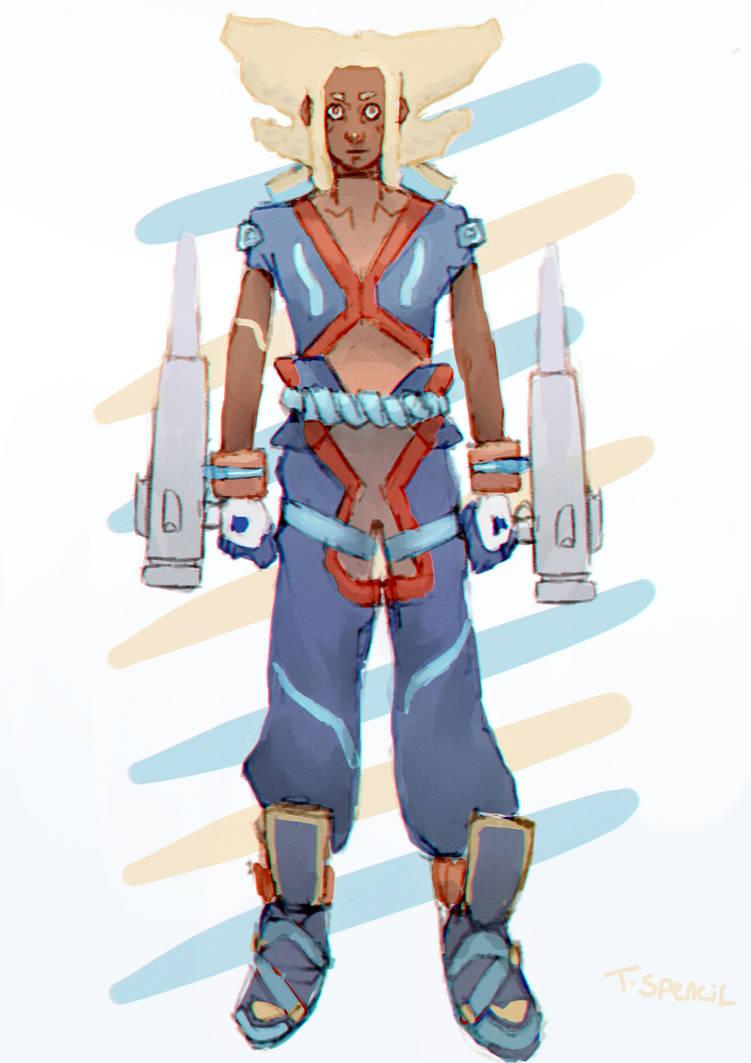 melanesian explore fighter 2