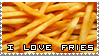Stamp: Fries by Shaudnly