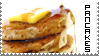 Stamp: Pancakes by Shaudnly