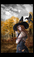 The witch in me by Isselinai