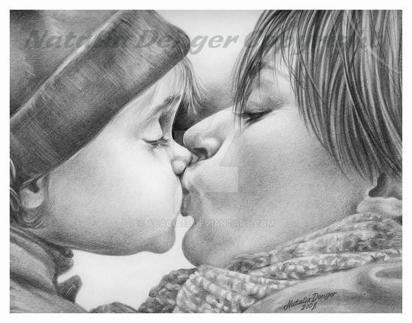 Sweet Kiss by Acacia13