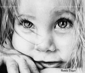Cute Girl by Acacia13