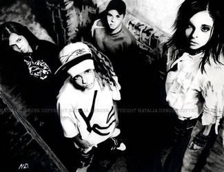 Tokio Hotel by Acacia13