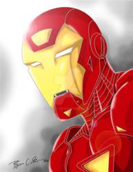 Iron Man Colored copy