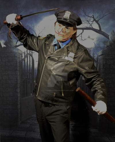 maniac cop / cosplay photography by actionman2929 on