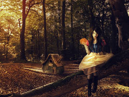 Wicked Princess - Snow White by peroline