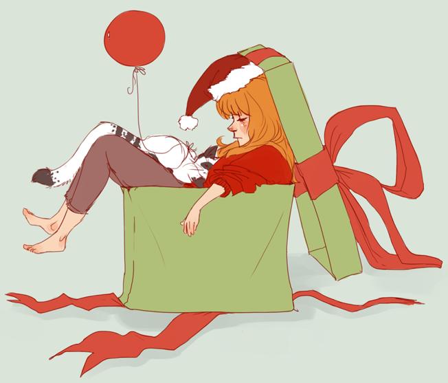a merry little by batcii