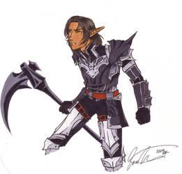 Ariakas the Dark Knight