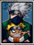 Kakashi to Naruto