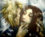 Cloud x Aeris :Never forget...
