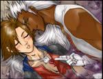 A Captured Heart: Sora x Ansem