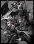 Final Conflict:CloudxSepiroth