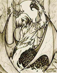 Nefarian: Son of Deathwing