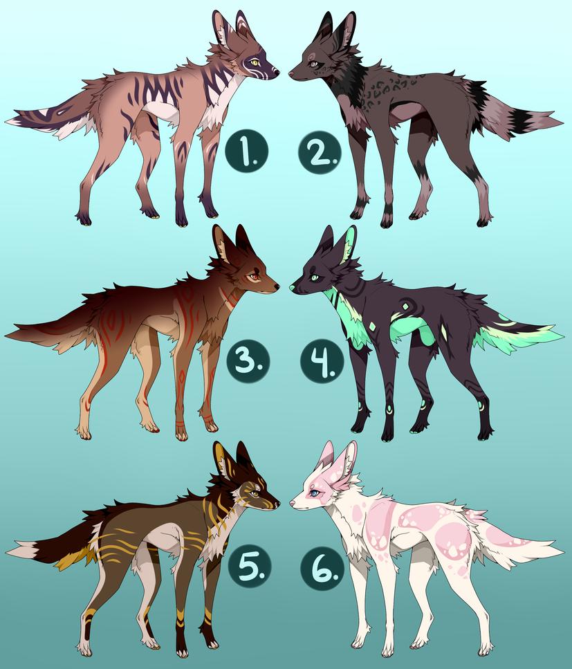 Doggo 'Dopts [6/6 Open] by Bae-Adopts