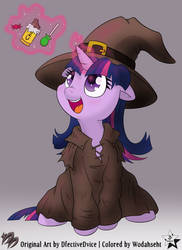 Witchy Filly Twi by Wodahseht