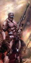 LA Armour Profiles: Inferno