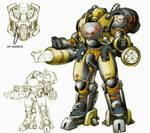 LA Armour Profile: Black Tiger