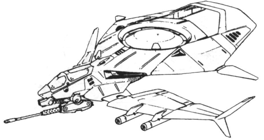 Janes LA Weapons: AV-26 Seeker by Gideon020