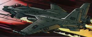 Janes LA Weapons: Black Eagle