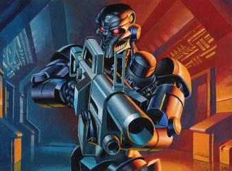 LA National Guard Tin Man