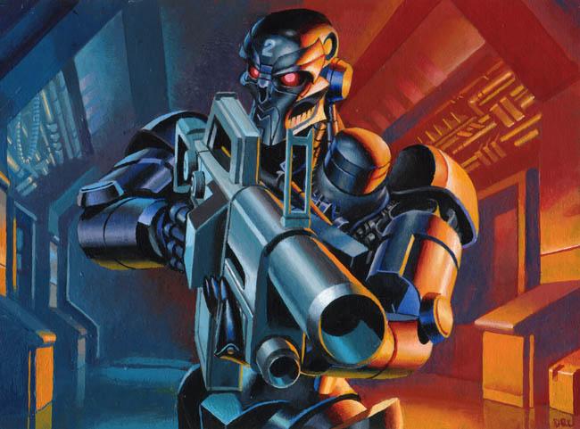 LA National Guard Tin Man by Gideon020
