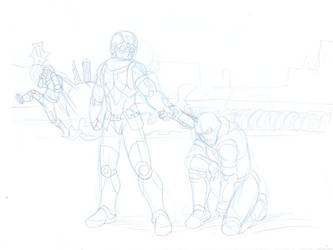 Hawk and Cadejos: Execution