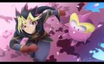 Yugi (Monster World 2) - YuGiOh!