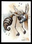 masked hornet