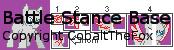 Cobalt Style- 'Battle Stance' Base by CobaltTheFox
