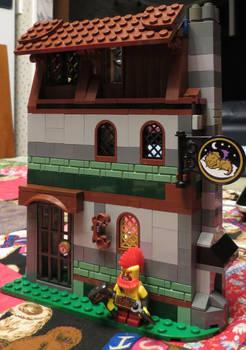 The cozy Dragon Inn