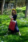 New DeviantID for Spring by Bruneburg