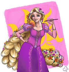 Rapunzel- Tangled