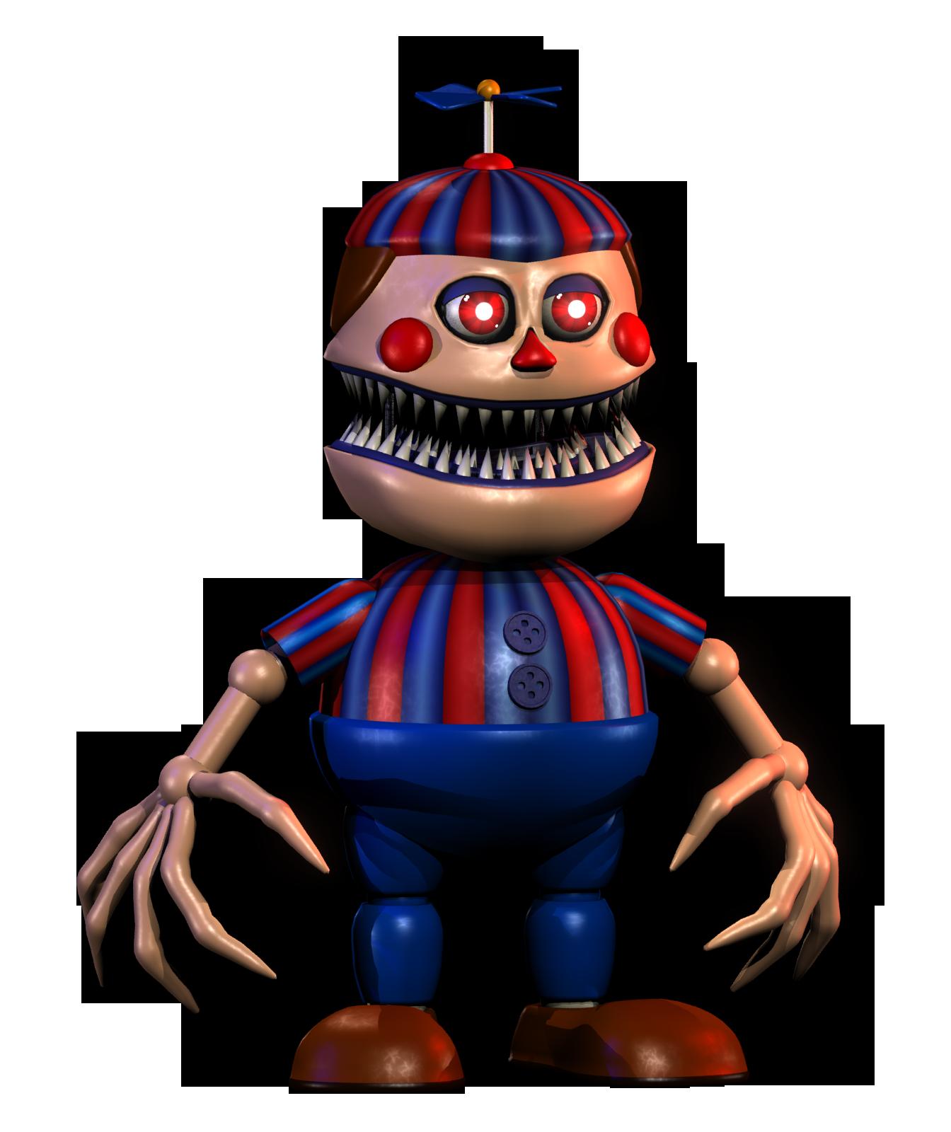 Nightmare Balloon Boy By HectorMKG On DeviantArt