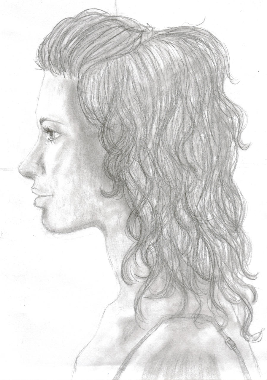 Side Profile by amIcre...