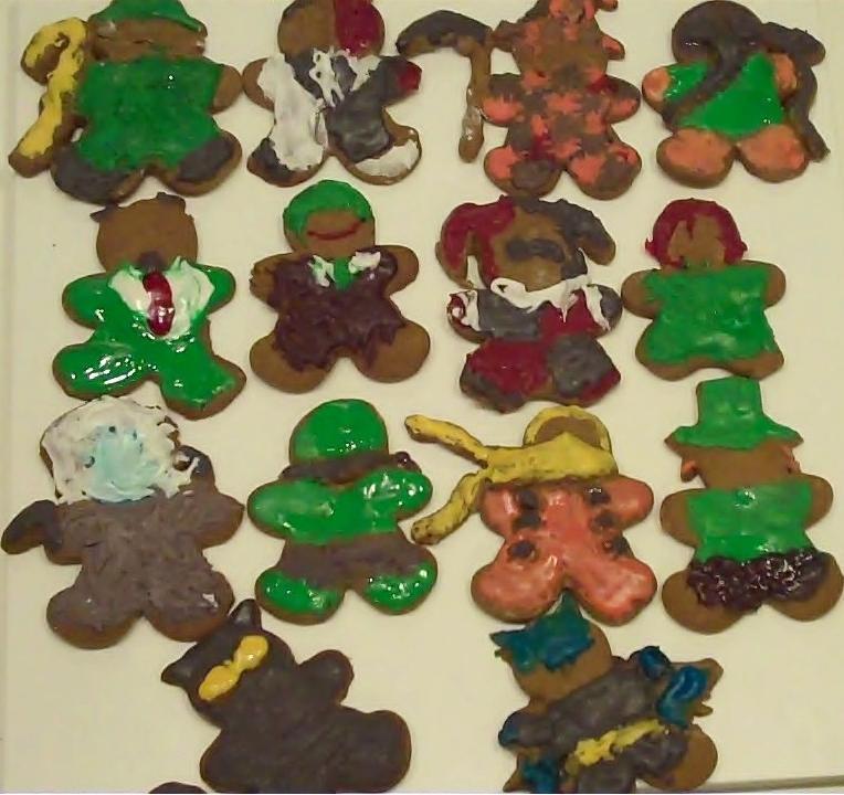 Batmanbread and Gingerrogues 1