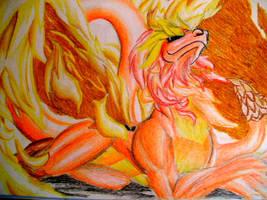 Sol the Sunkeeper by Razzen