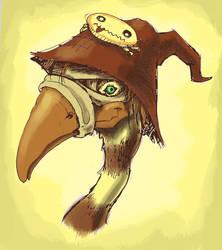 Bird Wizard by Razzen
